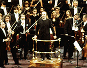 Gergiev taking a bow